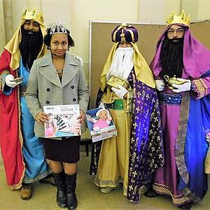 Tres Reyes /  3 Kings