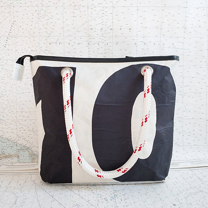 Small Recycled Sail 10 Tote