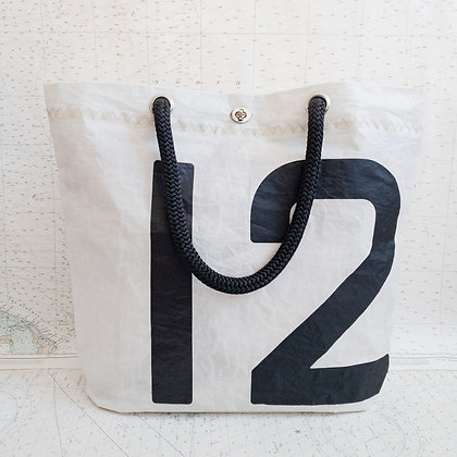 Recycled Sail #12 Tote