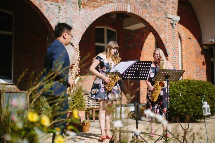 Rownhams House Wedding