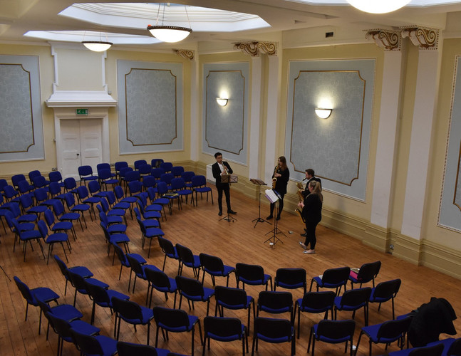 Faversham Rooms Recital