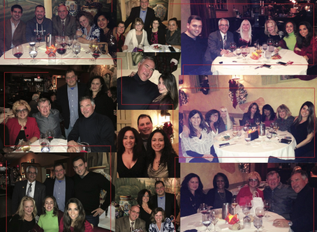 A Fabulous Holiday Dinner at Marcello's!