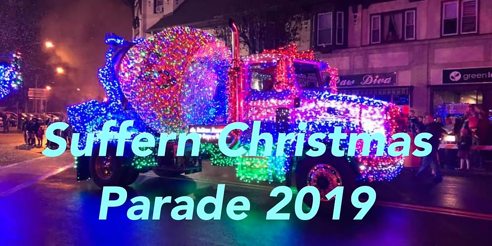 Village of Suffern Christmas Parade 2019