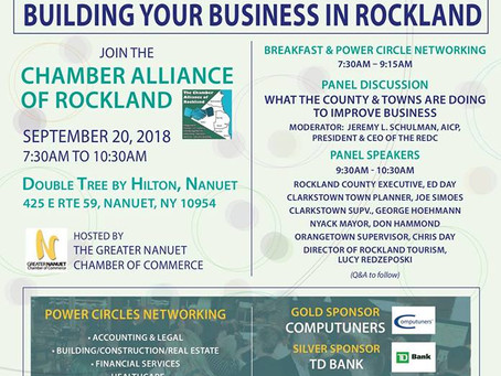 Building Your Business In Rockland