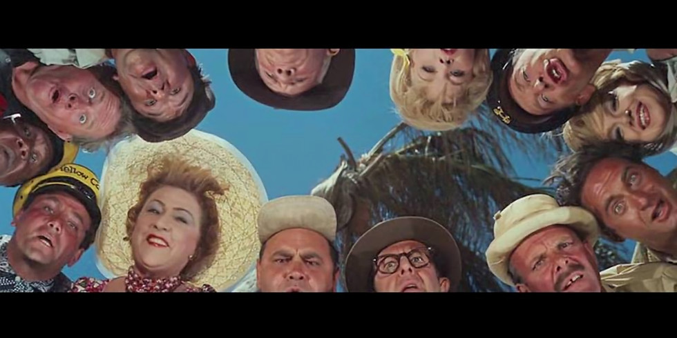 It's A Mad, Mad, Mad, Mad World (1963) @ the historic Lafayette Theater!