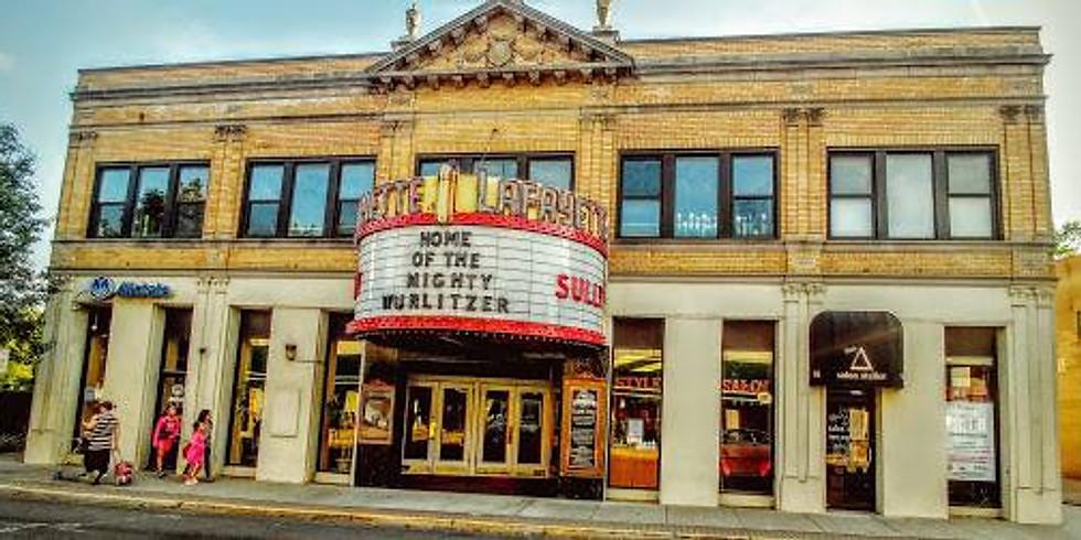 The Lafayette Theater's 95th Anniversary Celebration!