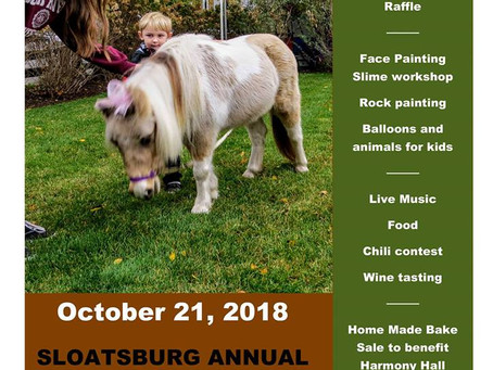Sloatsburg Chamber 2nd Annual Block Party!