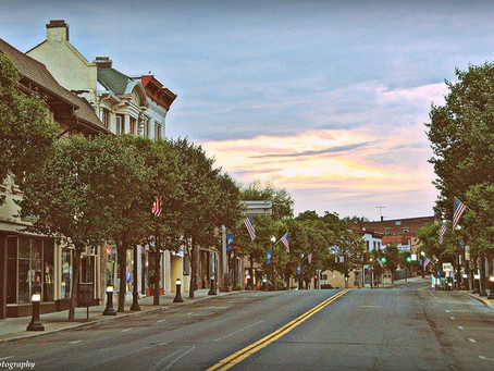 Suffern #1 Place to Start a Business!