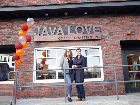 Java Love's Grand Opening Party!