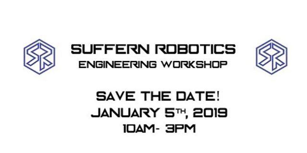 Suffern Robotics Engineering Workshop