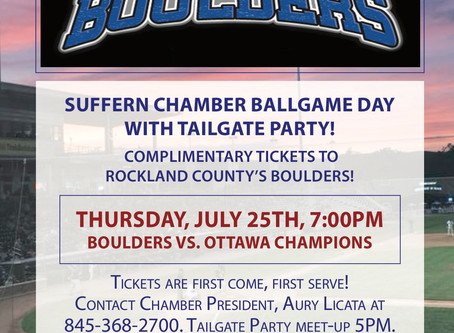FREE Tix to Rockland Boulders!