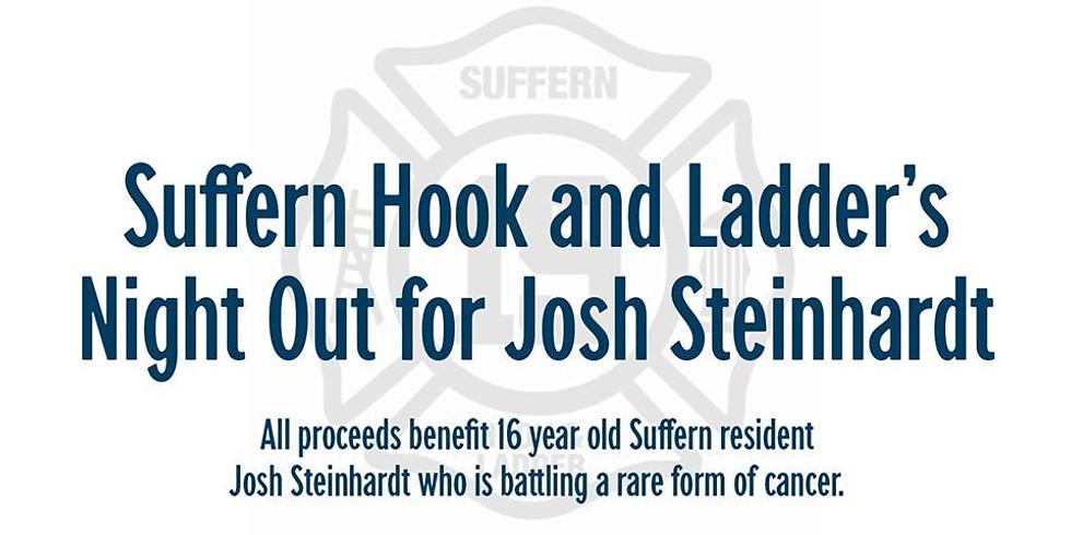 Suffern Hook & Ladder's Night Out For Josh Steinhardt
