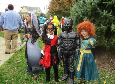 Village of Suffern Annual Halloween Parade!