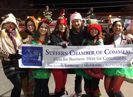Suffern's 2016 Christmas Parade!