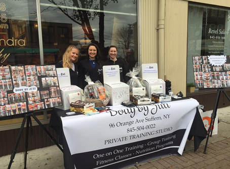 Chamber's First Small Business Saturday Event!