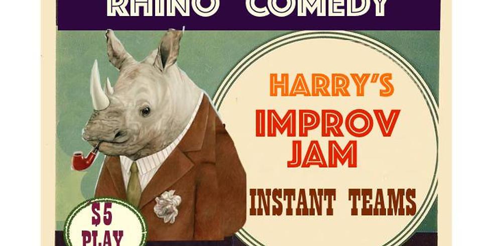 Harry's Improv Jam!
