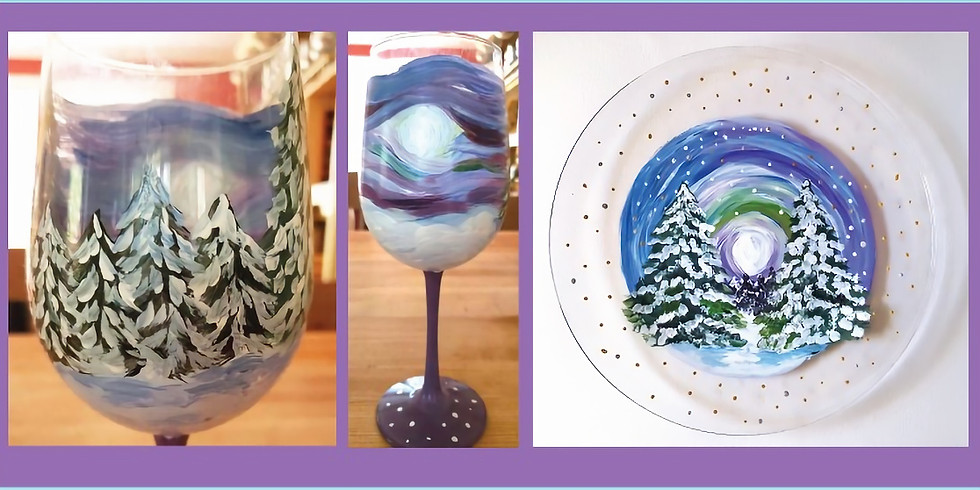 Paint and Sip-The Ladies Auxiliary of the Sloatsburg Fire Dept
