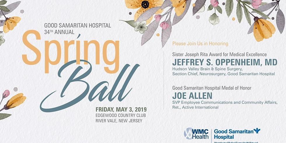 Good Samaritan Hospital 34th Annual Spring Ball