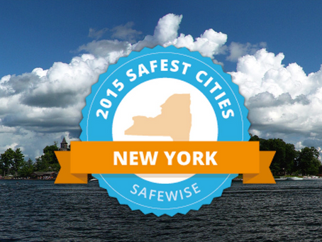 Suffern Listed Among The 25 Safest Cities in New York