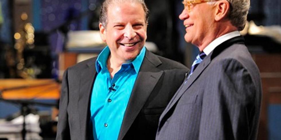 Eddie Brill of Letterman comes to Rhino Comedy!