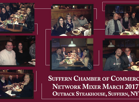 Chamber's March Networking Mixer!