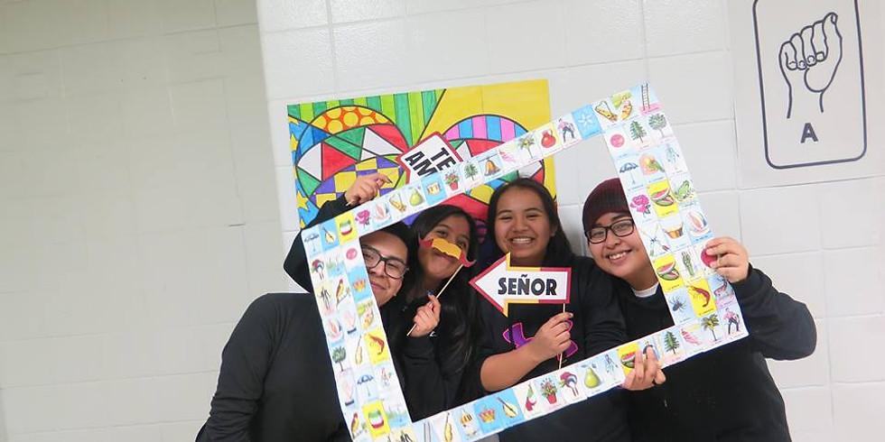 World Language Elementary Carnival at Suffern High School
