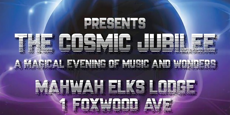 The 710 Experiment presents The Cosmic Jubilee!