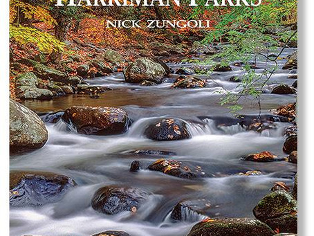 "New Book! ""Bear Mountain & Harriman Parks"" by Nick Zungoli"