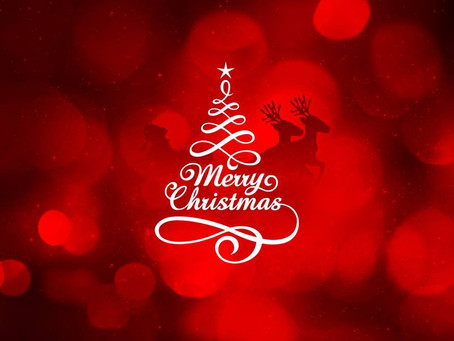 Merry Christmas to all who celebrate!