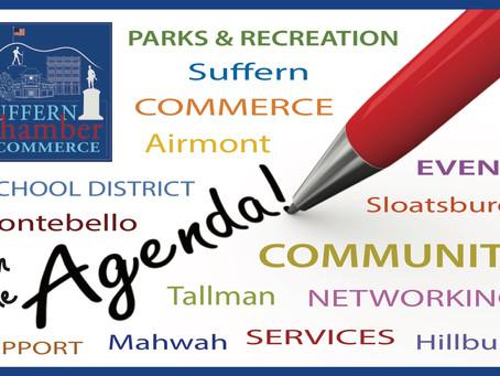 Chamber's Agenda / February 2017