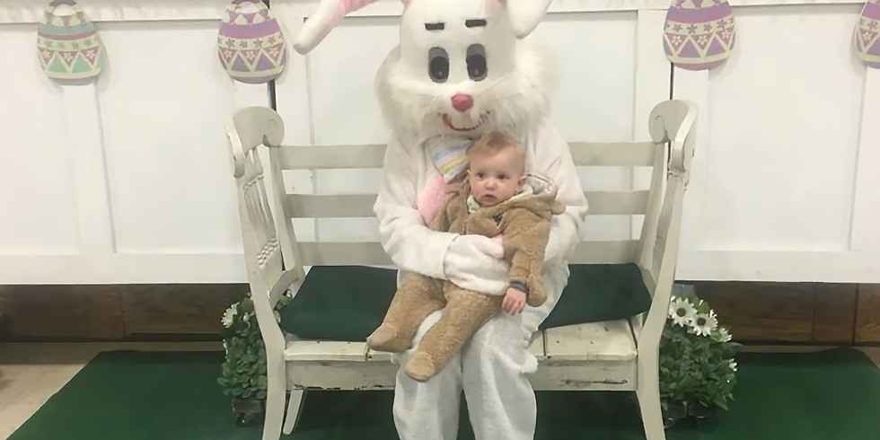 Easter Egg Hunt and Bagels with the Bunny!