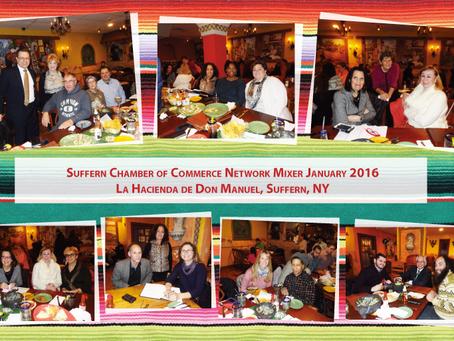 Network Mixer - January 2016