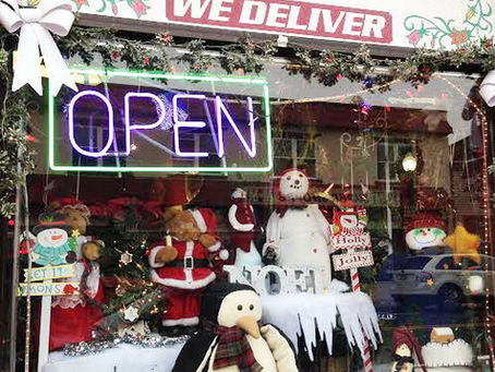Suffern Chamber's 2016 Holiday Window Competition!