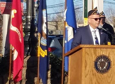 Village of Suffern Veterans Tribute