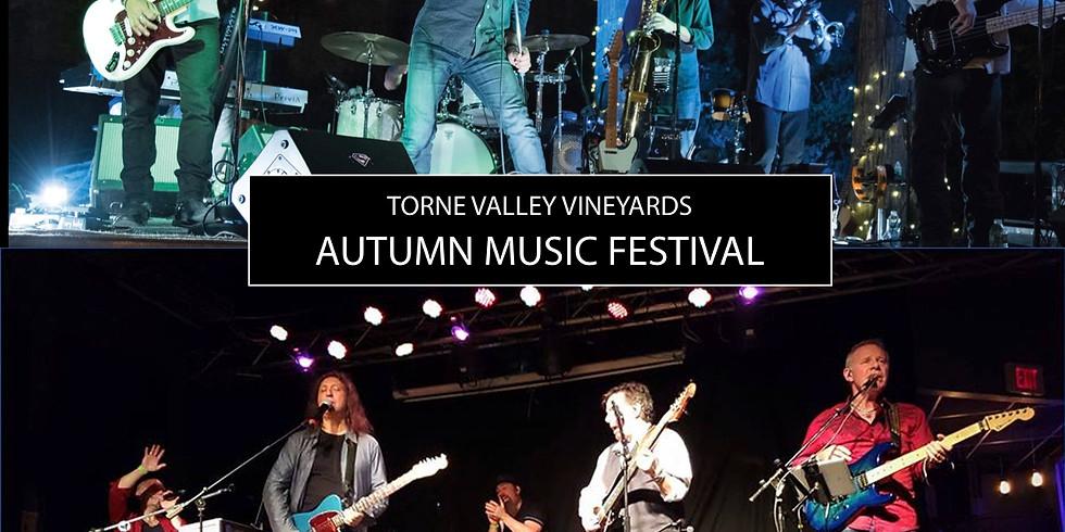 2019 Autumn Music Festival at Torne Valley Vineyards