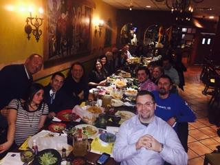 Our February Tequila & Tacos Mixer @ Hacienda!