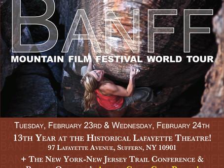 2016 BANFF Film Festival!