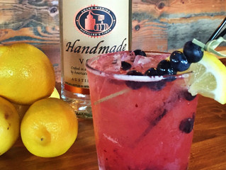 Tito's Blueberry Lemonade