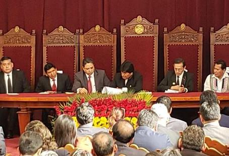 Promulgan Ley de Abreviación Procesal Penal que apunta a acabar con la retardación de justicia