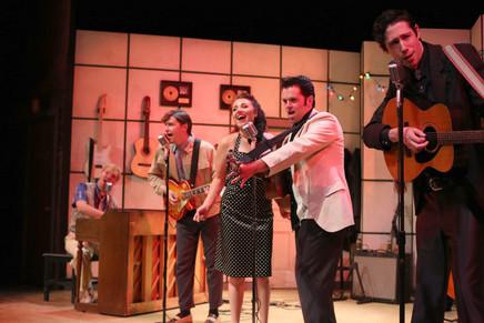 Dyanne- Million Dollar Quartet