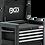 Thumbnail: BGS 4088 Werkstattwagen Profi Standard Maxi | 12 Schubladen | mit 263 Werkzeugen