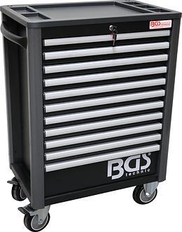 BGS 4103 Werkstattwagen | 11 Schubladen | leer