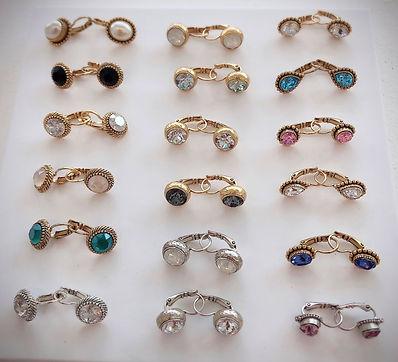 Georgetti's of Paris Earrings