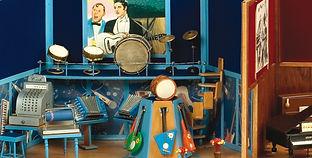 music shop חנות כלי נגינה חלק1