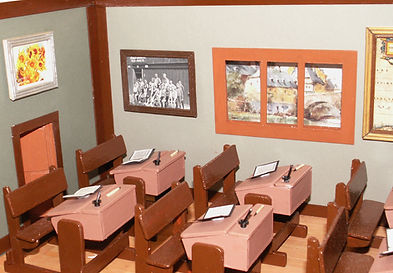 חדר כתה 1936 מיניאטורי