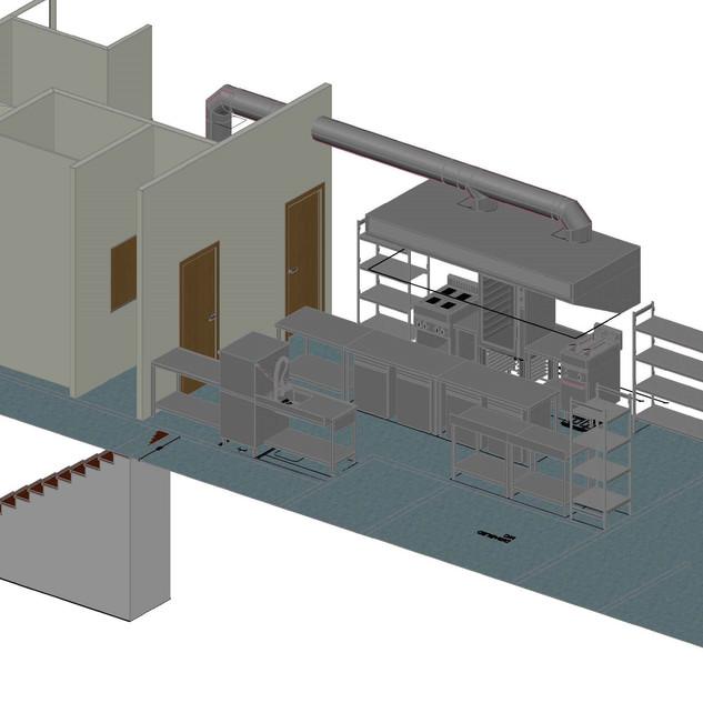 Proposed Level A Plan - Unit 10  3D View