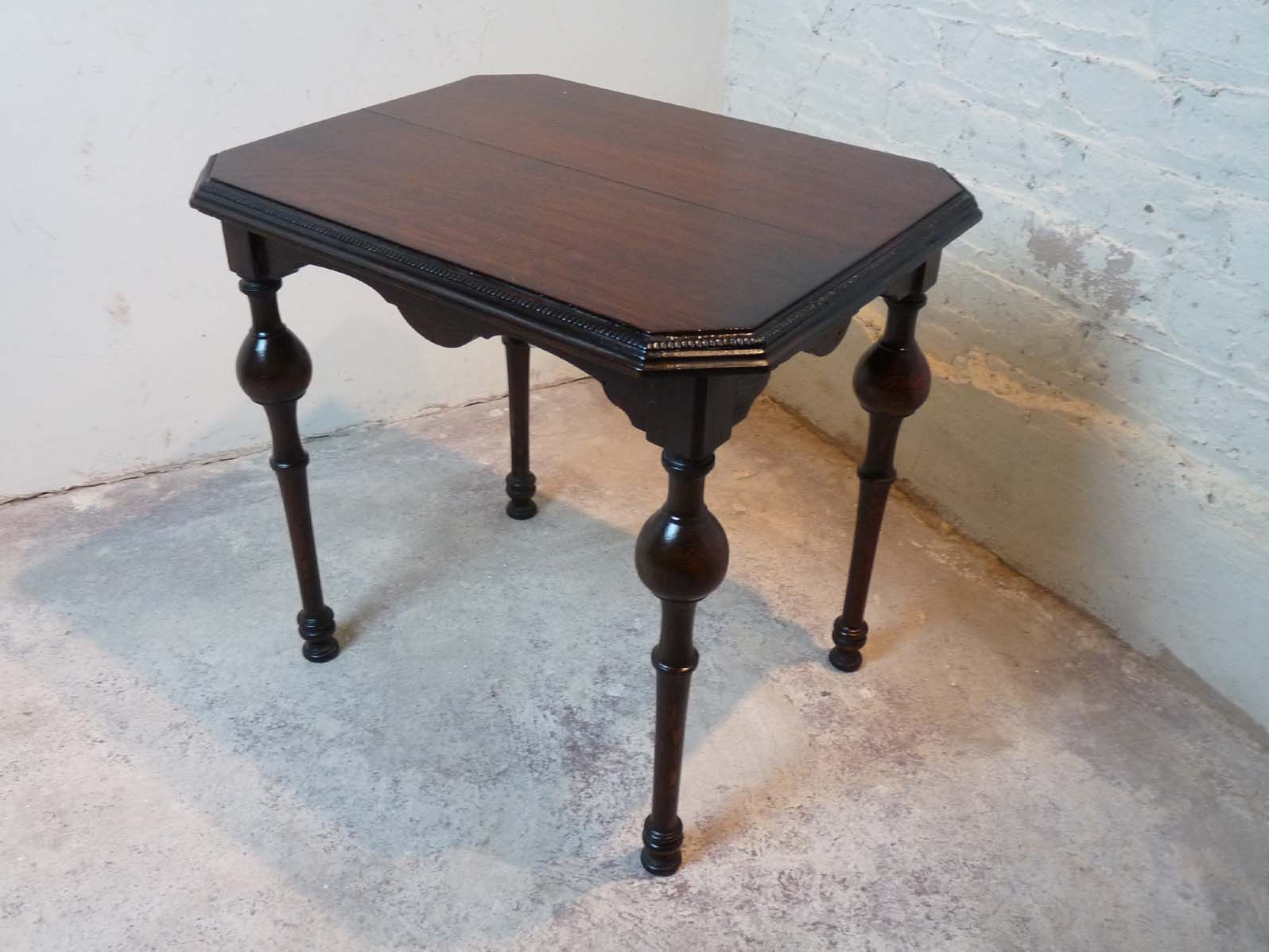 Vixtorian Side Table Antiques in Margate