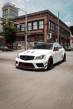 downtown c63