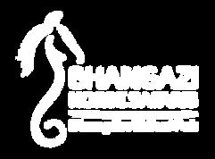 BHS Logo in BW - dark background - S ext