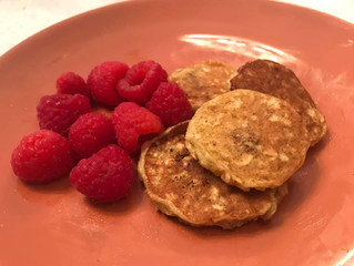 Delicious & Nutritious 2 Step Pancakes